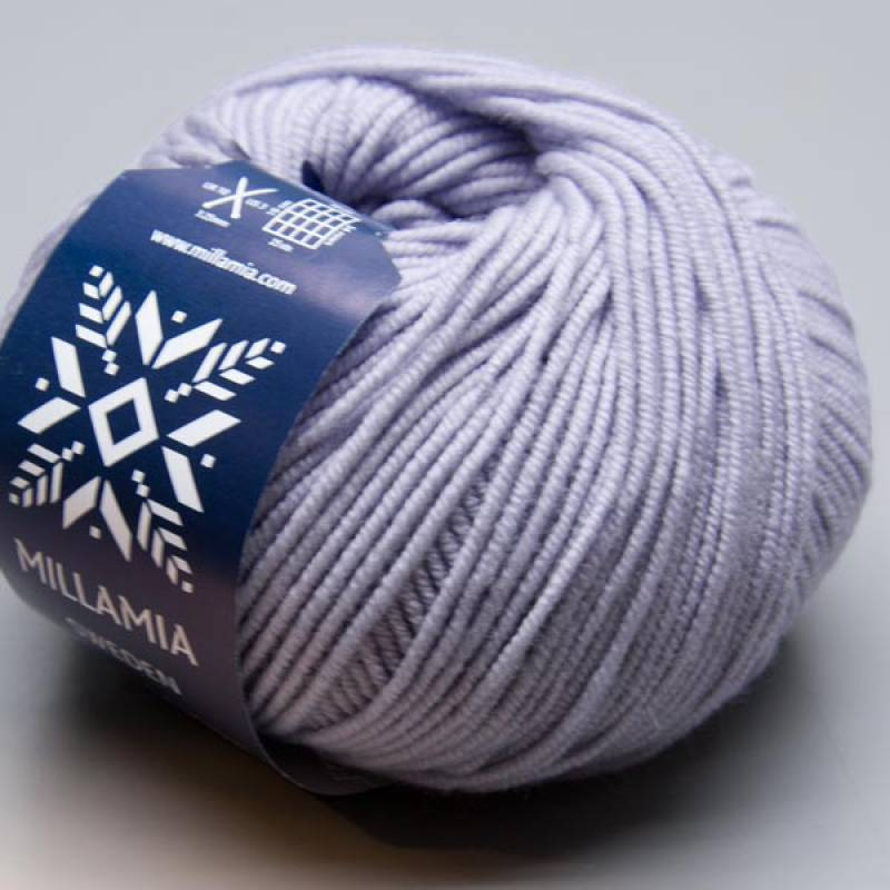 Millamia Naturally Soft Merino 120 forget me not 50g