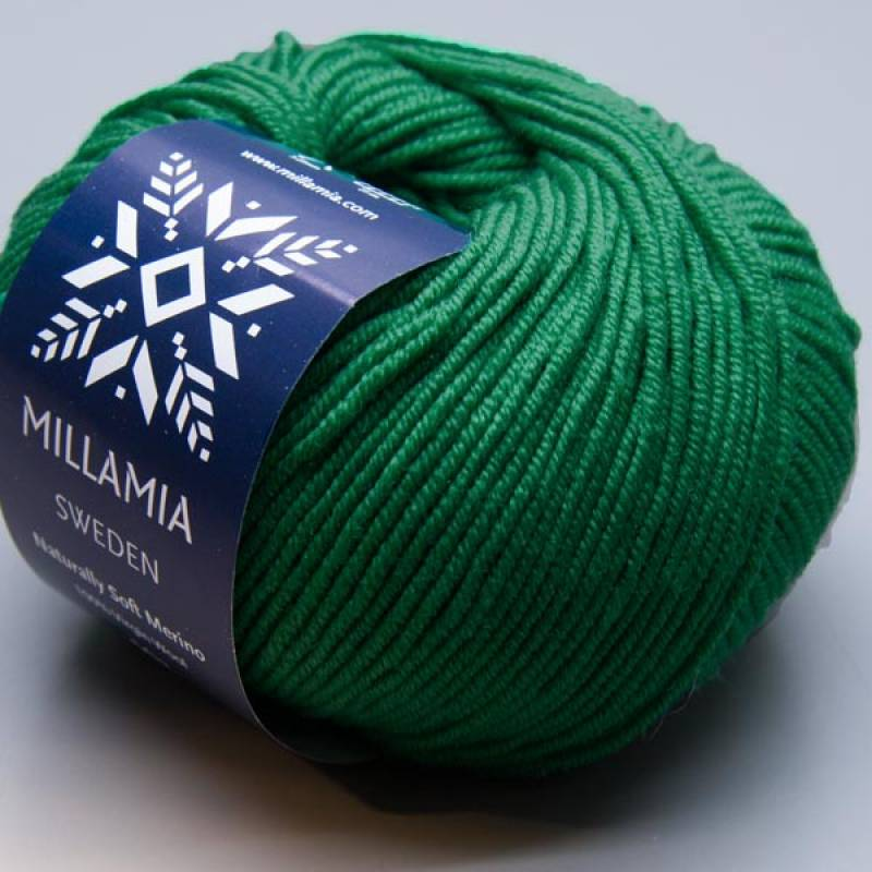 Millamia Naturally Soft Merino 141 grass 50g