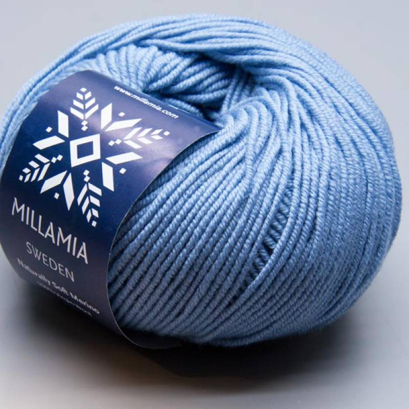 Millamia Naturally Soft Merino 161 seaside 50g