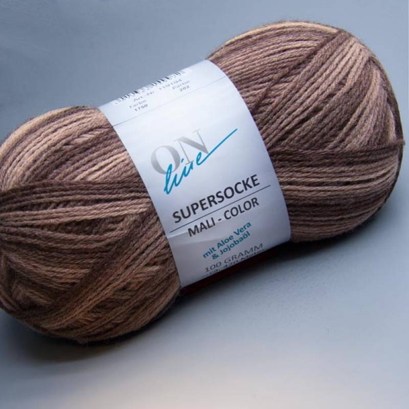 ONline Supersocke Mali-Color 1750 100g