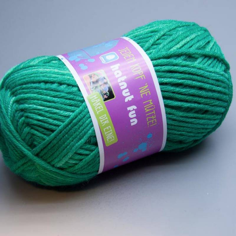 hatnut fun 607 meerblau mix 100g