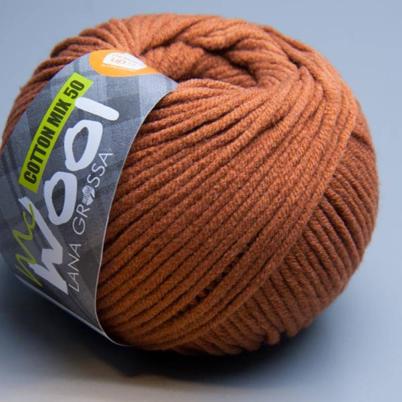 Lana Grossa McWool Cotton Mix 50