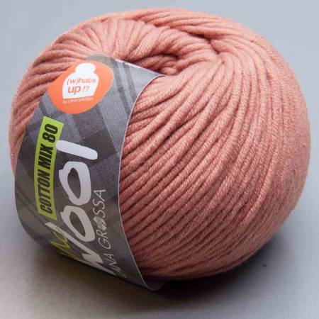 Lana Grossa McWool Cotton Mix 80