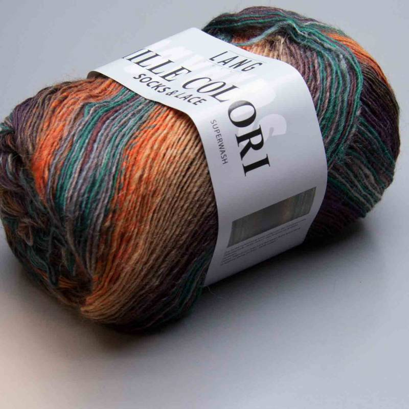Lang Yarns Mille Colori Socks & Lace 11