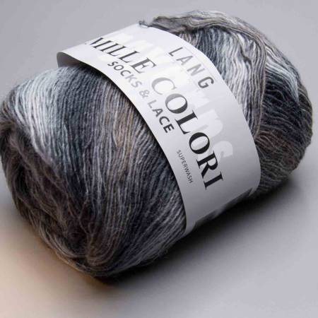 Lang Yarns Mille Colori Socks & Lace 24
