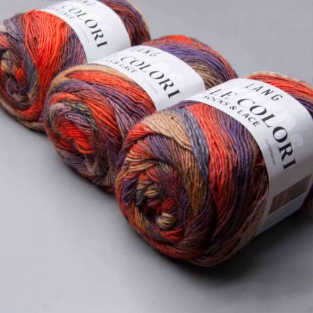 Lang Yarns Mille Colori Socks & Lace 75