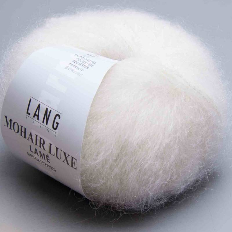 Lang Yarns Mohair Luxe Lame 1