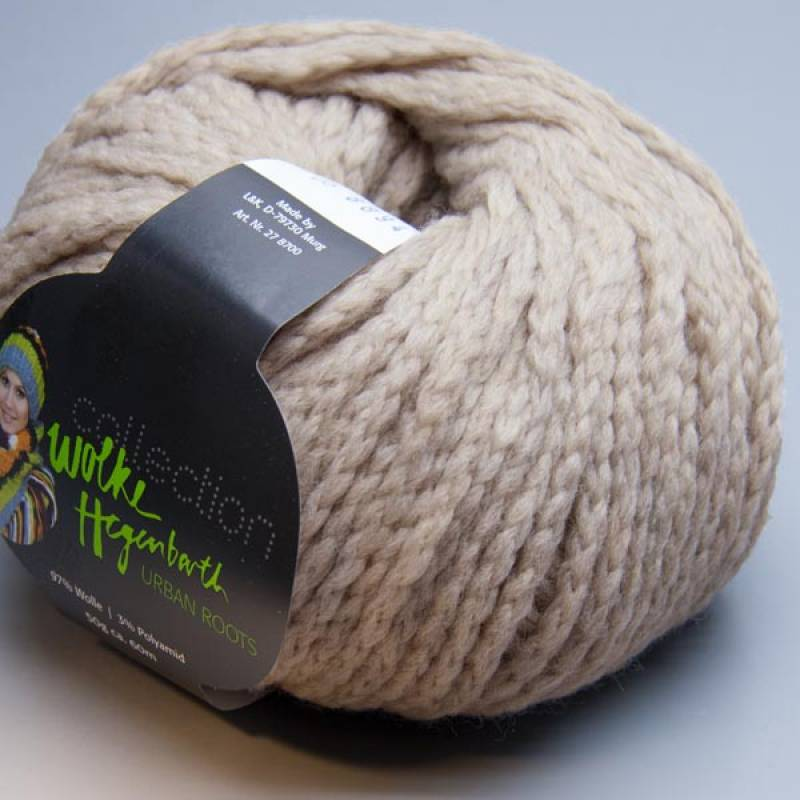 Wolke Hegenbarth Urban Roots 005 ivory cream 50g