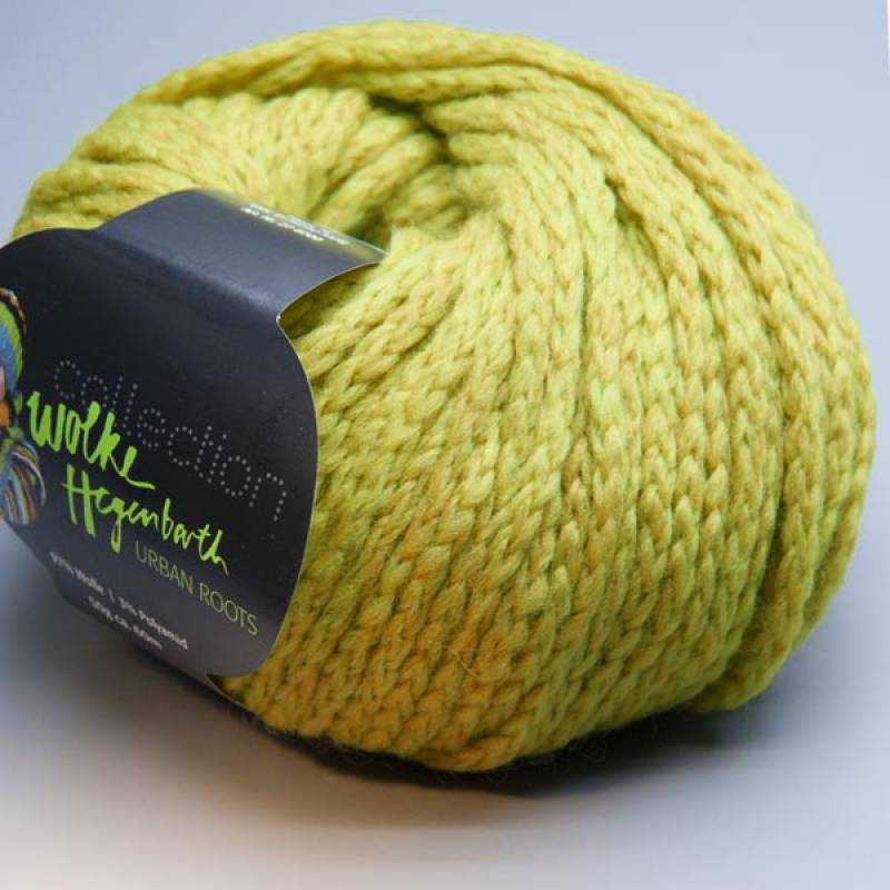 Wolke Hegenbarth Urban Roots 074 willow green 50g