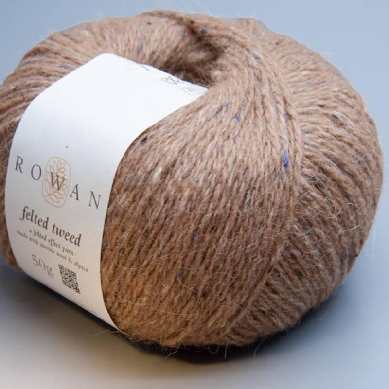 Rowan Felted Tweed 157 camel 50g