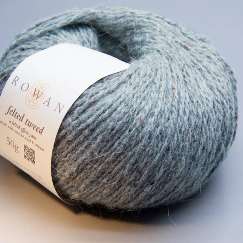 Rowan Felted Tweed 173 duck egg 50g