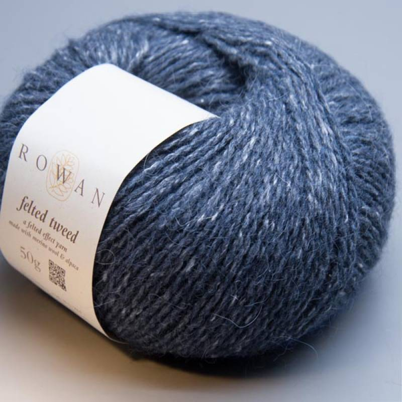 Rowan Felted Tweed 178 seasalter 50g