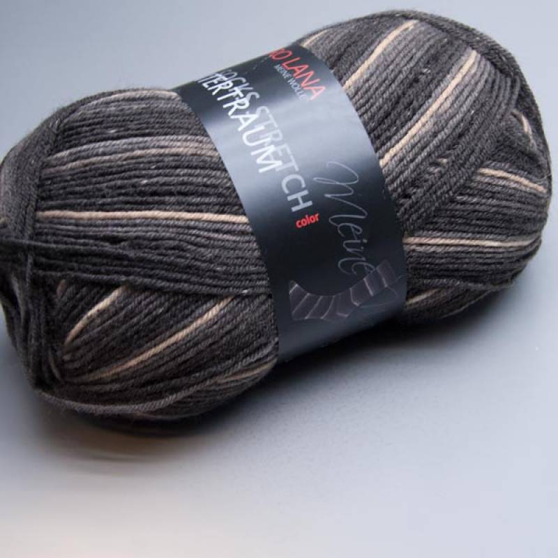Pro Lana Golden Socks Stretch Wintertraum 080.05 100g