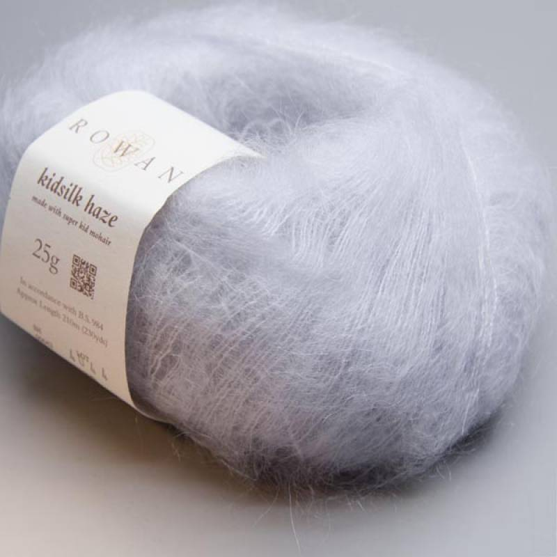 Rowan Kidsilk Haze 642 ghost 25g