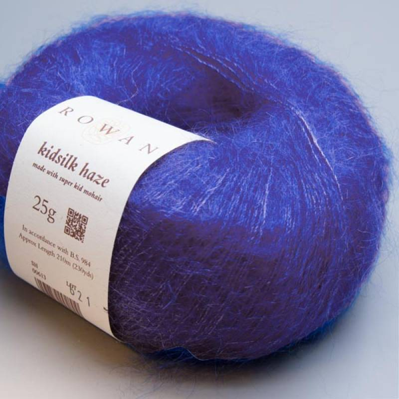 Rowan Kidsilk Haze 613 royal 25g