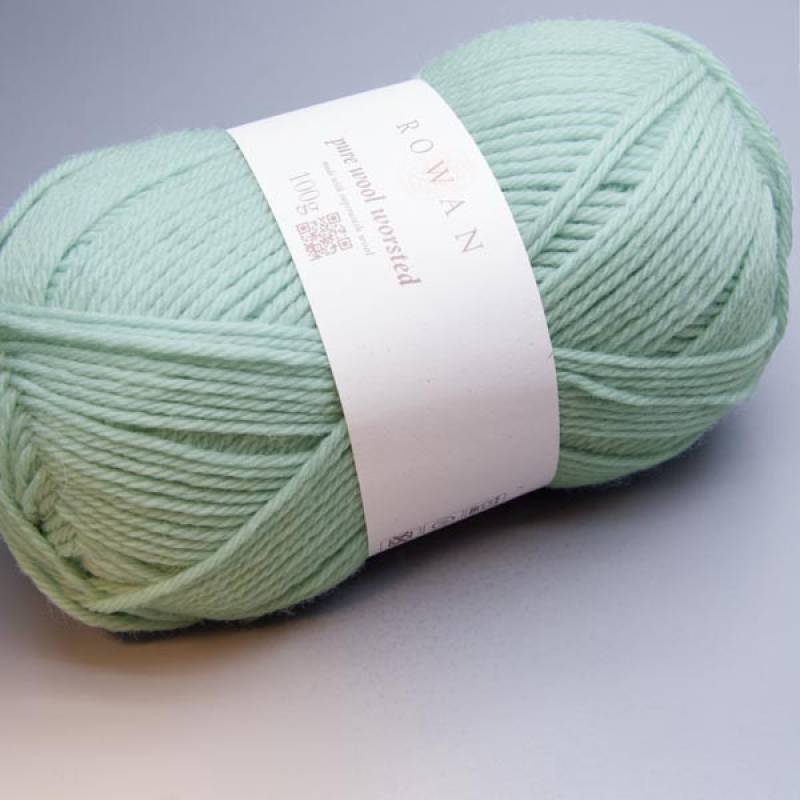 Rowan Pure Wool Worsted 137 oxygen 100g