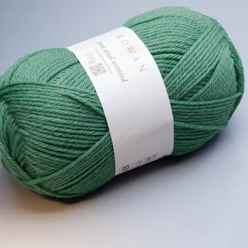 Rowan Pure Wool Worsted 140 bottle 100g