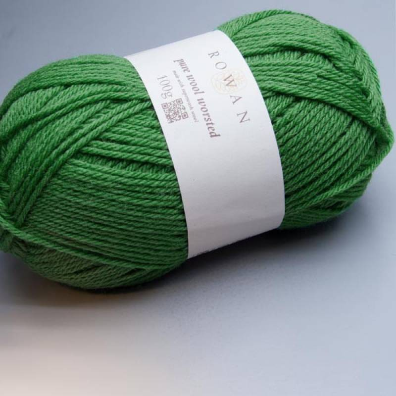 Rowan Pure Wool Worsted 127 jade 100g