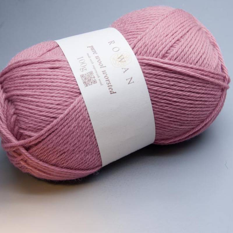 Rowan Pure Wool Worsted 116 satin 100g