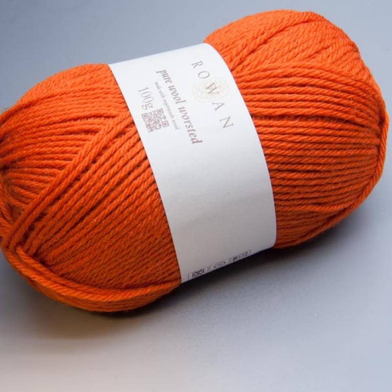 Rowan Pure Wool Worsted 134 seville 100g