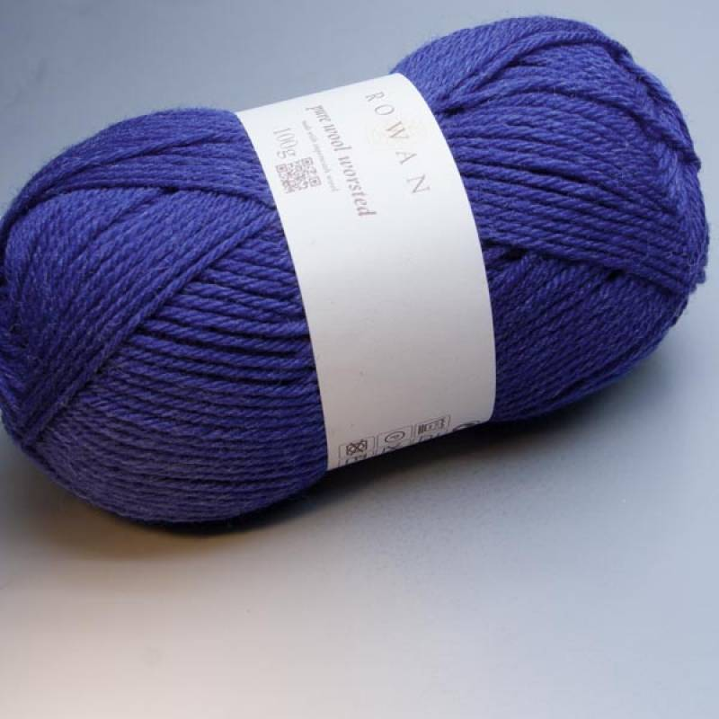 Rowan Pure Wool Worsted 148 oxford 100g