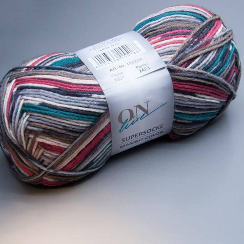 ONline Supersocke Mambo-Color 1827 150g