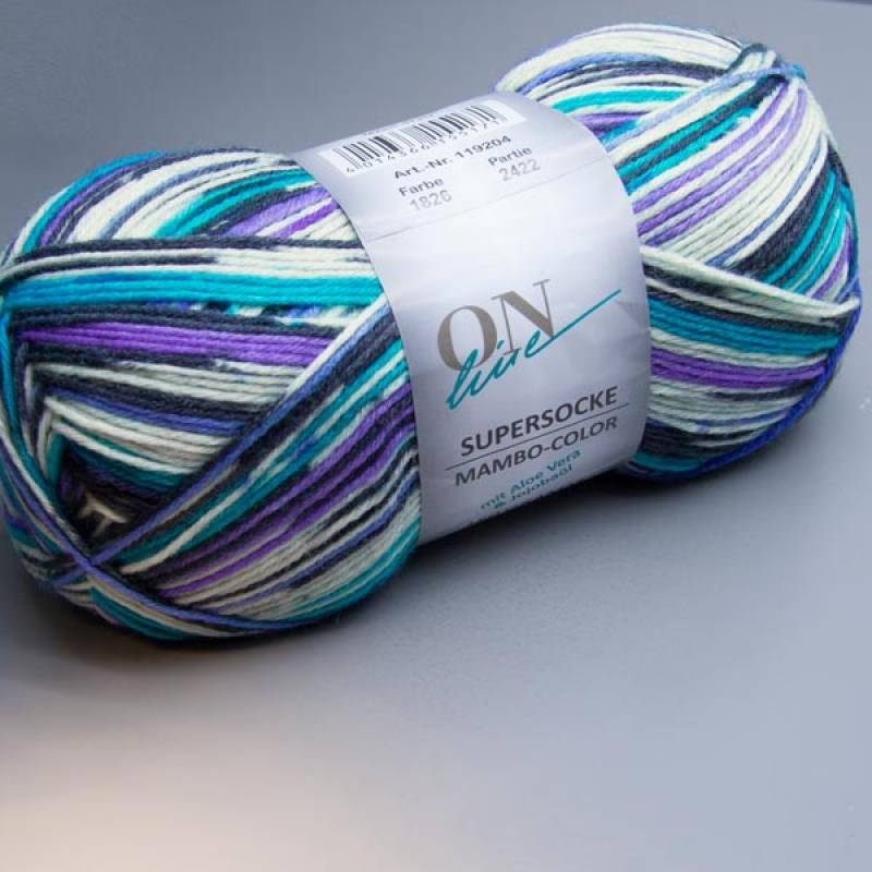ONline Supersocke Mambo-Color 1826 150g