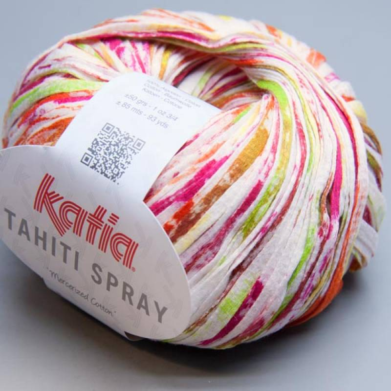 Katia Tahiti Spray 103 / 50g