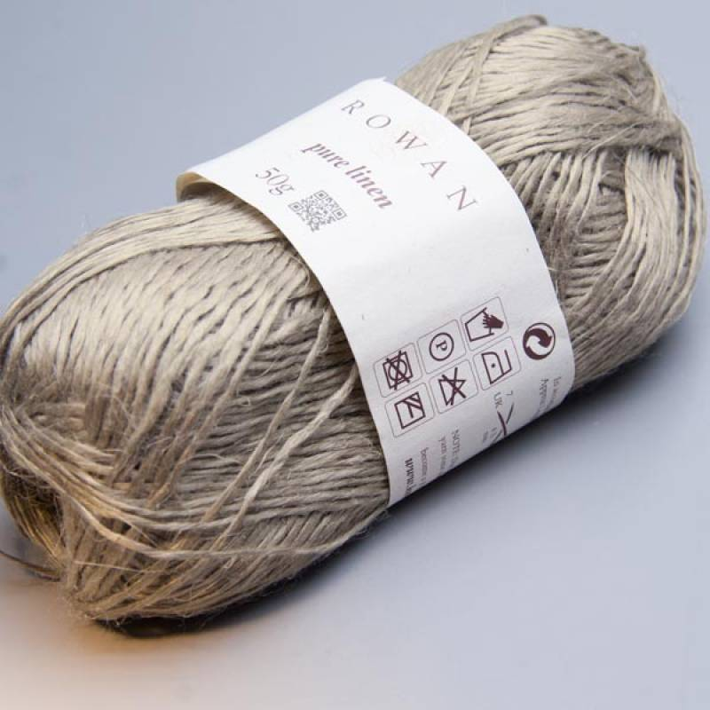 Rowan Pure Linen 395 arizona 50g