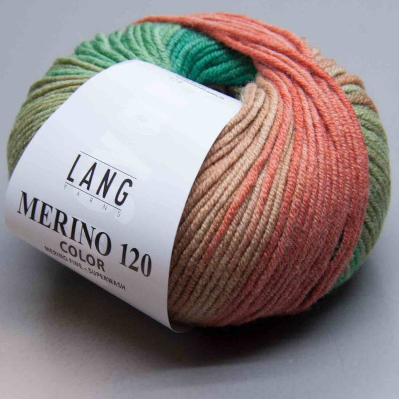 Lang Yarns Merino 120 Color 16