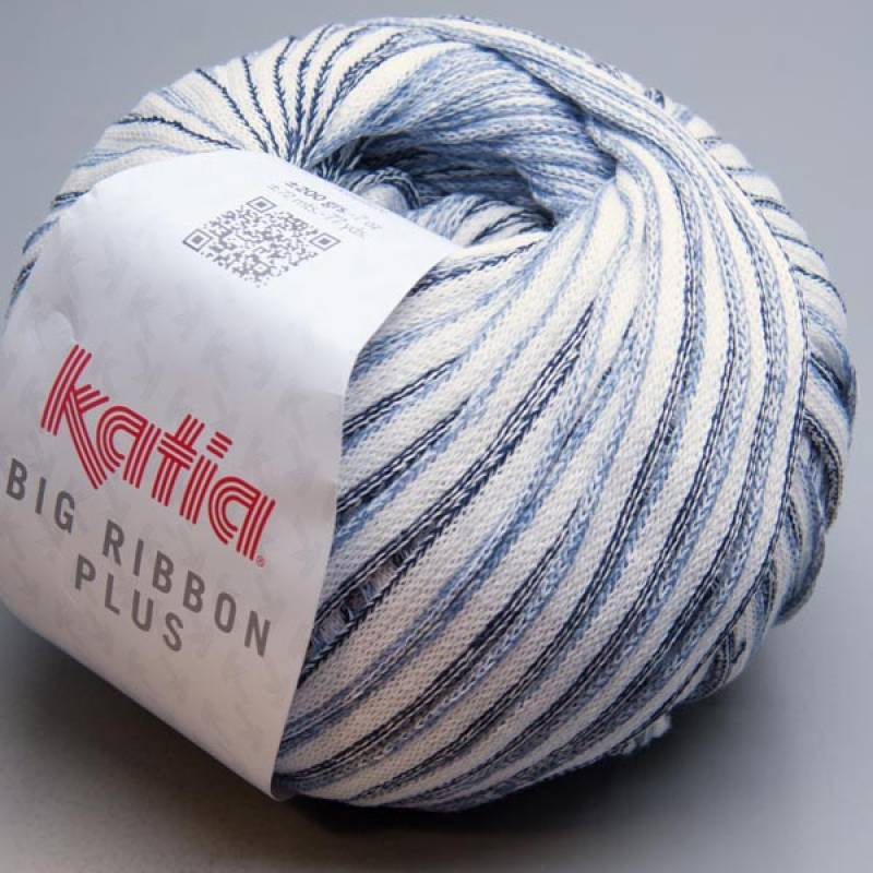 Katia Big Ribbon Plus 100 / 200g