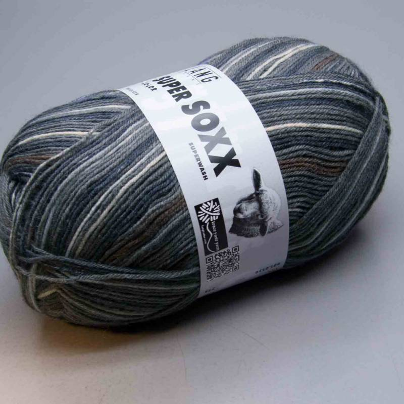 Lang Yarns Super Soxx Color 4Ply 139