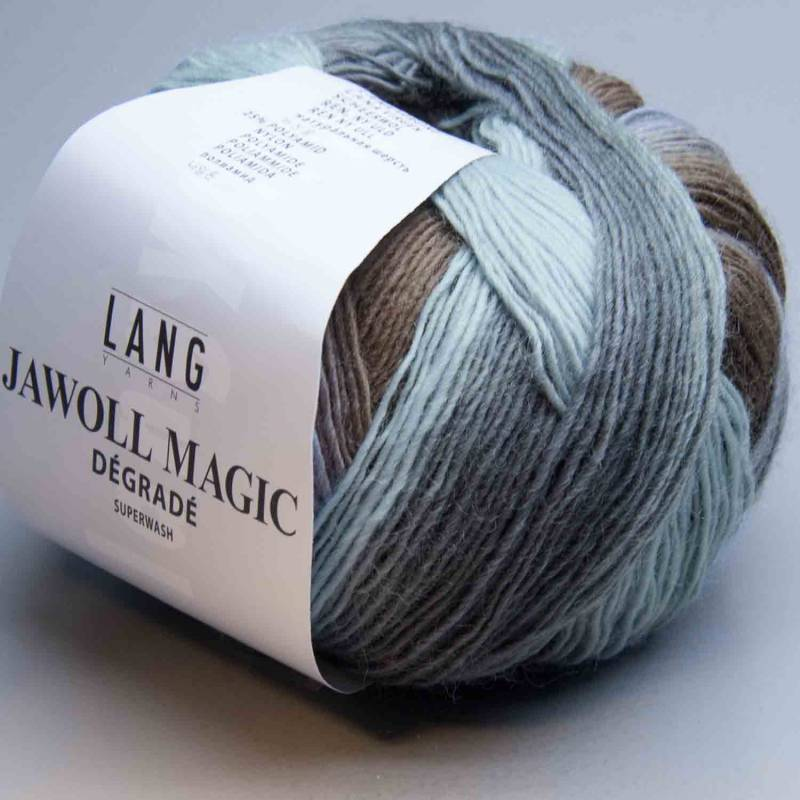 Lang Yarns Jawoll Magic Degrade 24