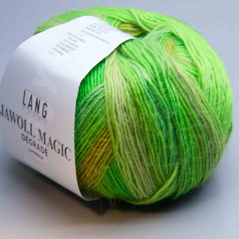 Lang Yarns Jawoll Magic Degrade 116
