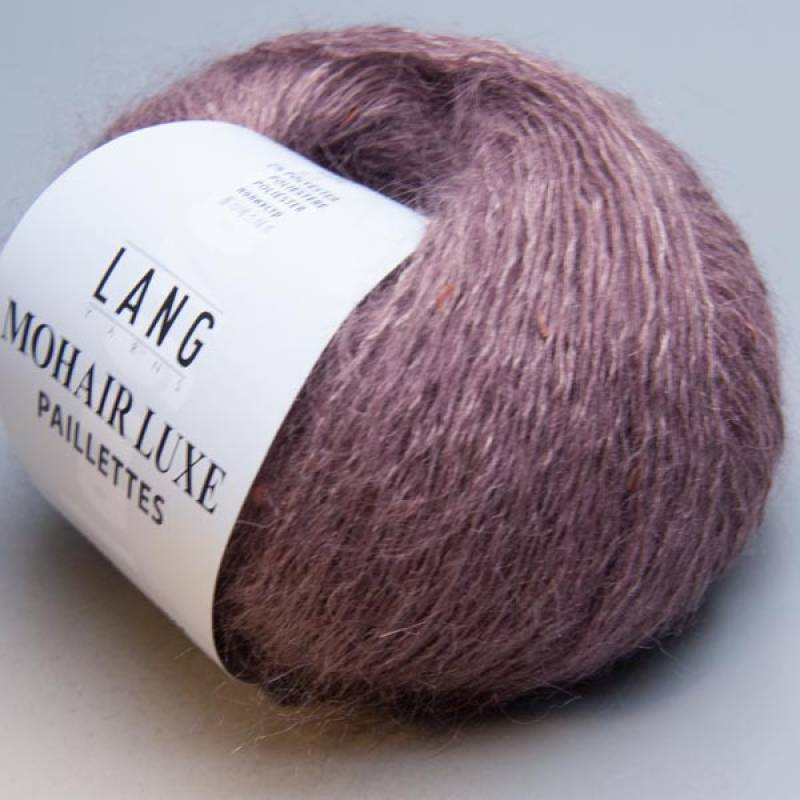 Lang Yarns Mohair Luxe Paillettes 48