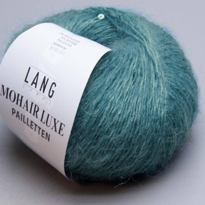 Lang Yarns Mohair Luxe Paillettes 74