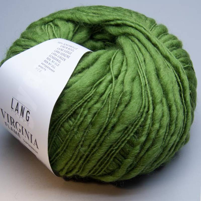 Lang Yarns Virginia Flame 97