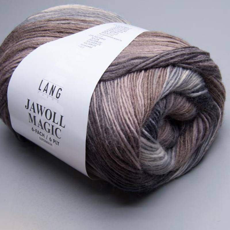 Lang Yarns Jawoll Magic 6Ply 5