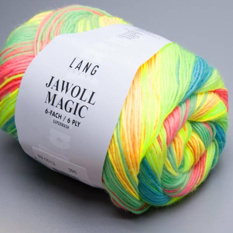 Lang Yarns Jawoll Magic 6Ply 13