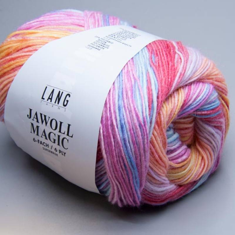 Lang Yarns Jawoll Magic 6Ply 51