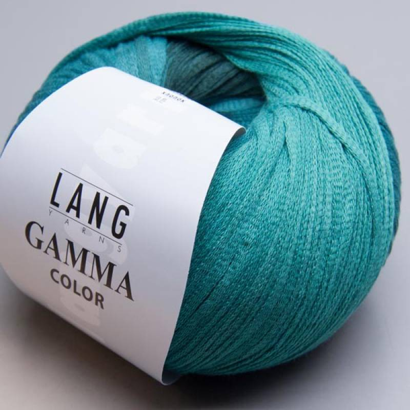 Lang Yarns Gamma Color 18